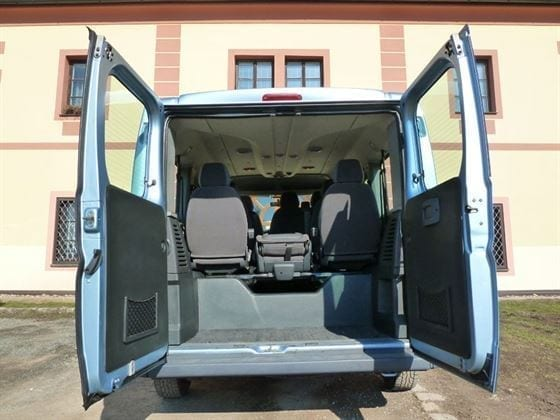 fiat ducato 2 3 jtd jtd microbus de 9 places. Black Bedroom Furniture Sets. Home Design Ideas