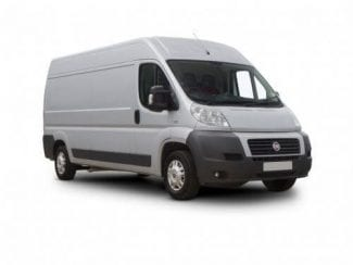 grey colour van Fiat Ducato